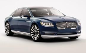 Picture Lincoln, Concept, Continental, continental, Lincoln, 2015