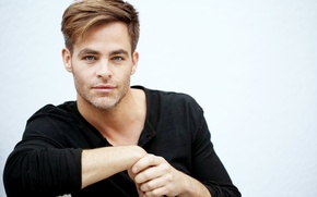 Picture actor, photoshoot, Chris Pine, Chris Pine, Matt Sayles