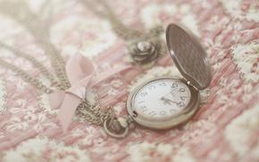 Wallpaper macro, light, watch, blur, figure, decoration, time, fabric