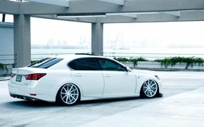 Picture Lexus, sedan, Vossen