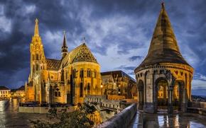 Picture Hungary, Hungary, Budapest, Budapest, Matthias Church, The Matthias Church
