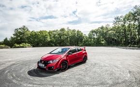 Picture Honda, Honda, Civic, UK-spec, civici, Type R, 2015