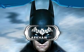Picture game, Batman, man, Arkham Asylum, face, hero, mask, DC Comics, Bruce Wayne, yuusha, super hero, …