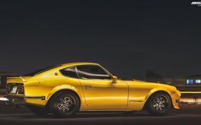 Picture Nissan, Nissan, Car, Car, 240z, Datsun, Wallpapers, Wallpaper, Datsun