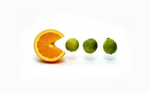 Picture orange, citrus, pakmen