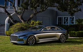 Picture Concept, the concept, Hyundai, 2015, Hyundai, Vision G