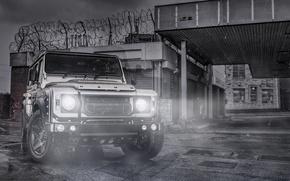 Picture Land Rover, Car, Defender, 110, Off Road, Kahn Design