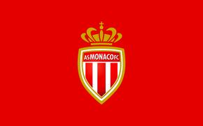 Picture sport, logo, football, Monte-Carlo, AS Monaco FC