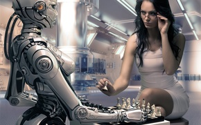 Picture chess, artificial intelligence, human intelligence