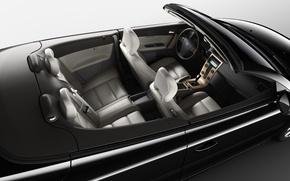 Picture coupe, Volvo, Black, Coupe, Volvo, inside, Interior, C70, mobile, C70