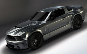 Picture Mustang, Ford, Shelby GT500
