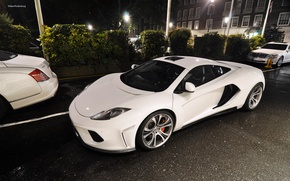 Picture McLaren, MP4-12C, Rain, FAB Design