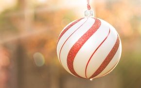Picture toy, new year, Christmas, ball