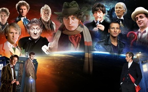 Picture fiction, the series, Doctor Who, Doctor Who, without inscription