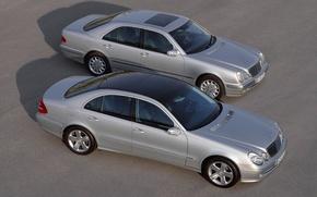 Picture Mercedes-Benz, Mercedes, E-class, E-Class, W211, E-class, W210, Executivklasse, Lupato, Eyed