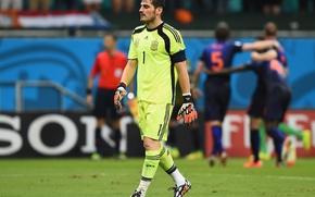 Picture Football, Spain, Brazil, Football, Spain, Sport, Player, Brasil, Iker Casillas, Iker Casillas, FIFA, FIFA, Player, …
