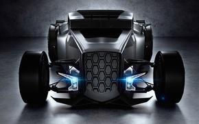 Picture Lamborghini, concept, black, Rat, Rod