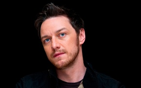 Picture James McAvoy, X-men:Days of future past, press conference of the film