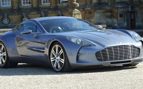 Wallpaper aston, martin, one-77