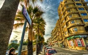 Picture city, Road, old nicosia