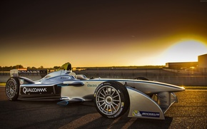 Picture 2015, formula e, virgin racing, electric cars, Official FIA Formula E Championship