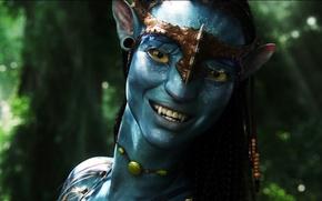 Picture avatar, avatar, Neytiri