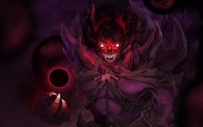Picture chain, valve, Dota 2, Eredar, Shadow Demon