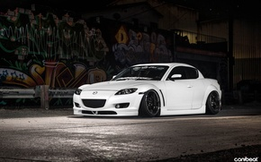 Picture car, tuning, tuning, Mazda, rechange, canibeat, Mazda RX-8