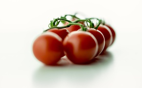 Picture red, bokeh, tomatoes, vegetable, freshness, healthy food, healthy eating, cherry tomatoes
