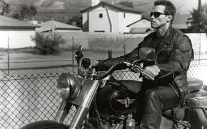Wallpaper Terminator 2, Judgment Day, Terminator 2, Arnold Schwarzenegger, Judgment day, The Terminator, Arnold Schwarzenegger