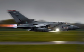 Picture speed, fighter, bomber, the rise, Panavia Tornado, GR4