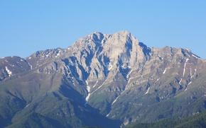 Picture the sky, landscape, mountain, Armenia, sky, landscape, mountain, Armenia, Kapan, Kapan, mount khustup, Khustup, mountain …