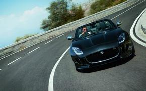 Picture Jaguar, Speed, F-Type, V8 S