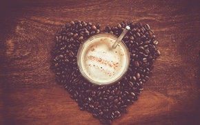 Wallpaper morning, enjoyment, table, mug, drink, coffee, yummy, grain, silence