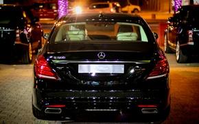 Picture Mercedes, w222, s500