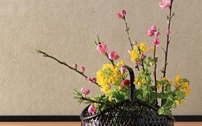 Picture Japan, Basket, Bouquet