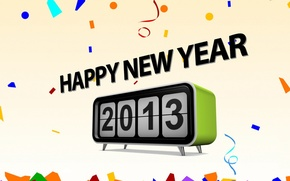 Picture holiday, new year, new year, happy new year, 2013