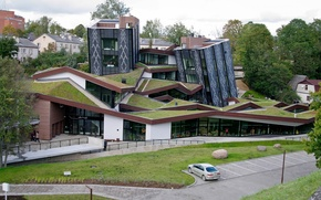 Picture architecture, build, Rezekne
