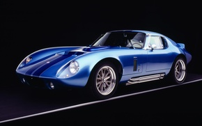 Picture Cobra, Shelby, 1965