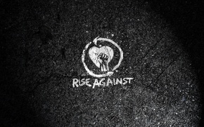 Picture music, rock, band, singer, song, rise against, guys