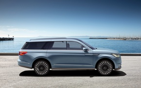 Picture Lincoln, Concept, the concept, Lincoln, Navigator, Navigator
