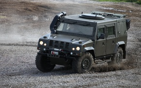 Picture car, earth, military, warfare, army, test, Army, automobiles, armored, armored car, Vehicle, mud, Iveco, gravel, …