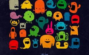 Wallpaper Monsters, Muzzle