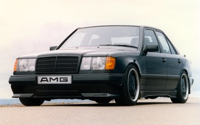 Picture Mercedes-Benz, Hammer, W124, AMG300E