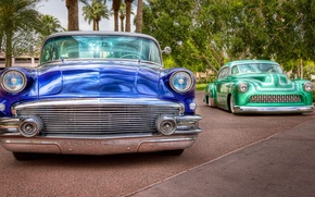 Picture retro, Buick, cars, the front, Buick