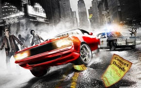 Picture cars, games, driver
