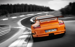 Picture 911, Porsche, turbo, tuning, GT3
