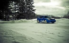 Picture Subaru, Impreza, rally