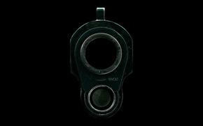 Picture gun, macro, macro weapon