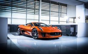 Picture Jaguar, Jaguar, James Bond, James bond, C-X75, 2015, 007 Spectre